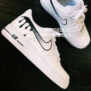 Drip Nike Air Force 1 CUSTOM
